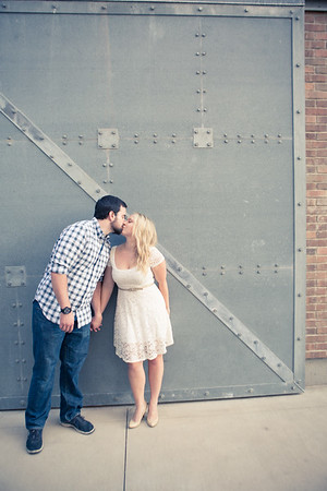 Emily & Doug | Downtown San DIego
