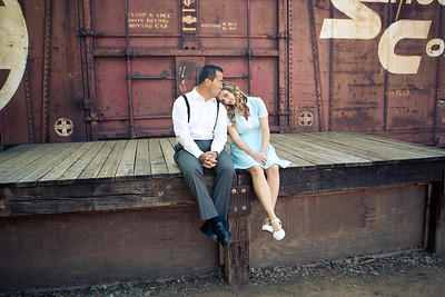 Macall & Marc | Old Town Poway Park