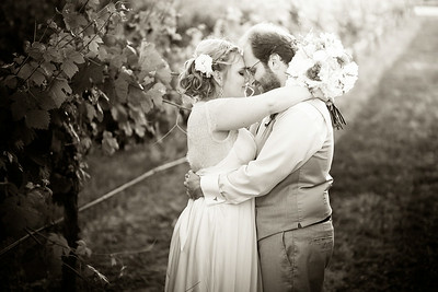 Cambria & Jeff | South Coast Winery