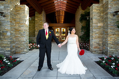 Phi & Alex | Dove Canyon Country Club